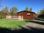 Lodge 7 at Herrington Park Holiday Lodges York. 3 bedroom lodge sleeps 6 with private hot tub, family friendly.
